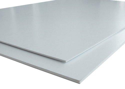 Bienfang - Cartone bianco di precisione, 3 mm 70 x 100 cm (1 pezzo) 3mm 70x 100cm (1pezzo)