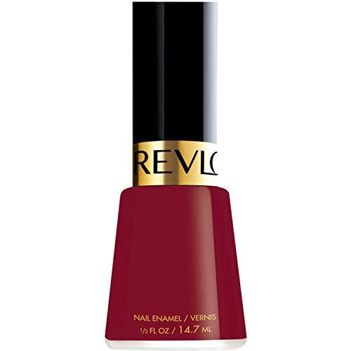 Revlon Esmalte Cremosa 14.7ml - 721 Raven Red