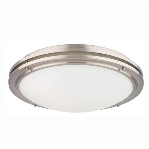 Philips Forecast F245136U West End Ceiling Light, Satin Nickel ()