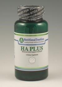 Nutritional Frontiers – HA Plus – 120 Capsules