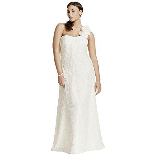 Campione Color Formato Più Spalla Sposa Abito Ai13012871 Avorio è Come Una Da Stile SSCwUAq
