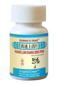 Huang Lian Shang Qing Pian-K047-coptis clear