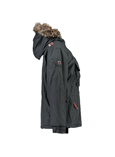 Parka Boomerang Geographical Gris Norway Homme U5SqxwC