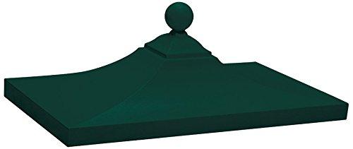 (Salsbury Industries 3350GRN Regency Decorative CBU Top, Green)