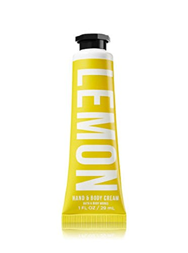 Bath & Body Works Shea Butter Hand Cream LEMON