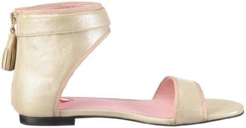 De Sandal Sandalias Fiorucci Dorado 40234 Mujer Para Vestir tAw7Odq7