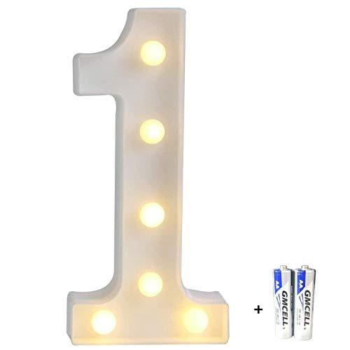 Led Number Lights in US - 5