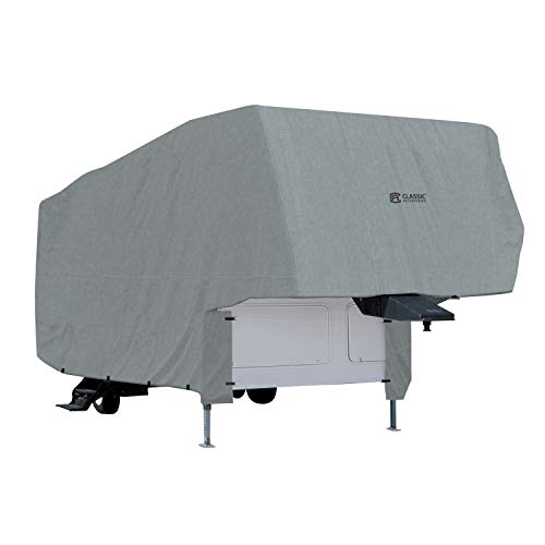 Classic Accessories OverDrive PolyPro 1 Cover for 20' to 23' 5th Wheel Trailers