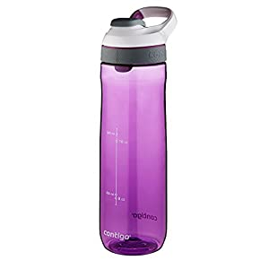 Contigo Cortland Water Bottle, 24-Ounce, Radiant Orchid