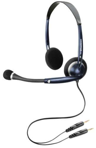 Plantronics Audio 40 Stereo PC Headset
