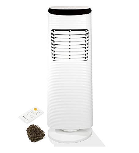 Comfort Zone CZHF1WT Hybrid Tower Fan, 36 Inch  w/Bonus: Pre