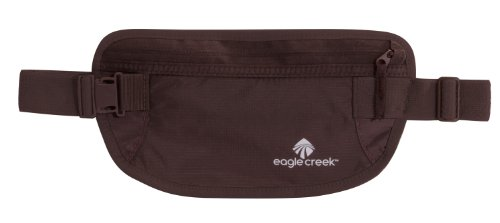Undercover Nylon Belt - Eagle Creek Travel Gear Undercover Money Belt (Mocha)