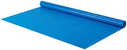 #2500 OSクロス 1.81×100m ブラック 日本製 災害 屋根補修用カバー 日覆い 雨除け 萩工 代不