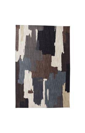 Mohawk Home ARC Dryden Oak Park Woven Rug, 8'x11', Flint