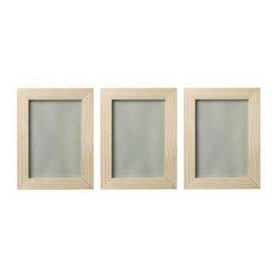 Amazon.com - Unfinished Pine Craft Frame 4\