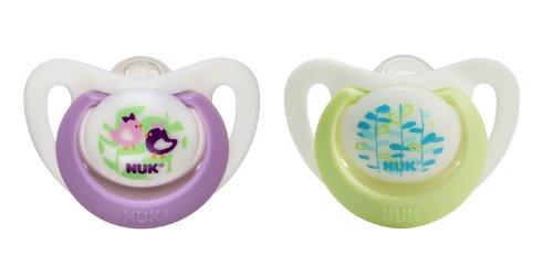 NUK Newborn Puller Pacifier Months