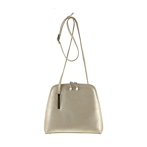 GION Gabriella Women Leather Shoulder Evening Bag by GION leather goods