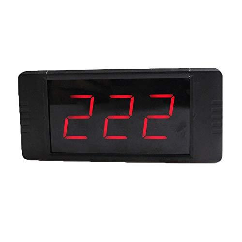 Reloj de pared del temporizador Intervalo LED Entrenamiento ...