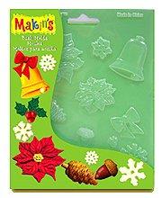 Makin's USA Push Molds - Christmas Nature ()