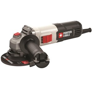 PORTER-CABLE PCE810 6.0 Amp 4-1/2'' Small Angle Grinder, by PORTER-CABLE