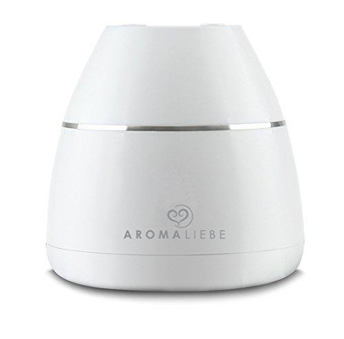 1000ml 7 LED Weiß Ultraschall Luftbefeuchter Diffuser Aromatherapie Duftlampe DE