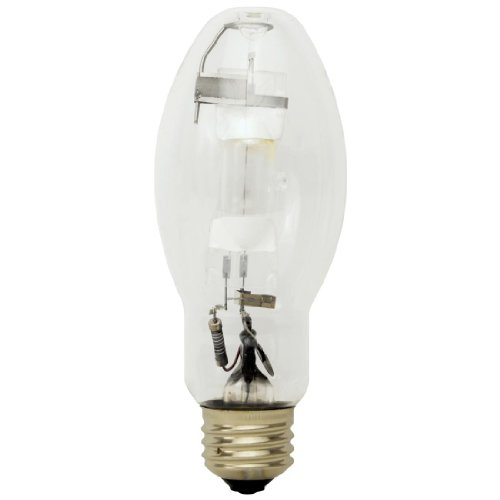 Ed17 Medium E26 Standard Base (175 Watt Clear M57/E Medium Base ED17 Metal Halide Bulb (MH175W/U/MED))