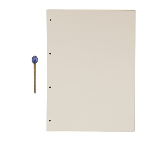 A4 Ring Bound Notebook - 6