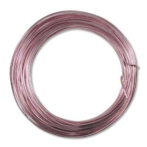 BeadSmith Aluminum Craft Wire, 12 gauge