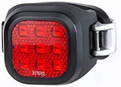 KNOG Blinder Mini Niner Bicycle Tail Light – w red Light