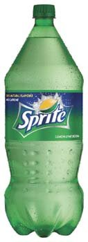 Sprite Lemon Lime Soda 2 Liter