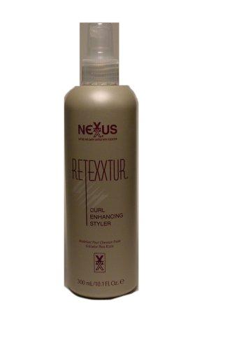 - Retexxtur Curl Enhancing Styler Unisex by Nexxus, 10.1 Ounce