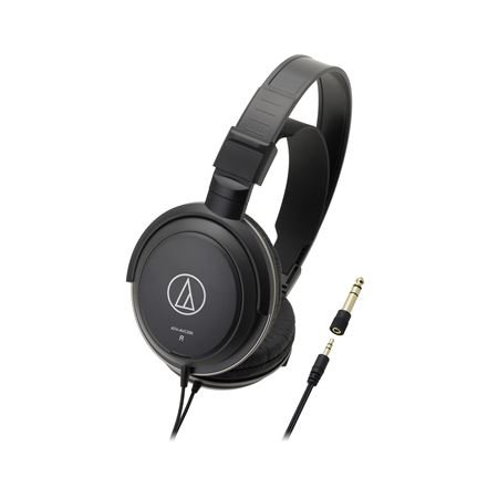- Audio Technica ATH-AVC200 SonicPro Over-Ear Headphone