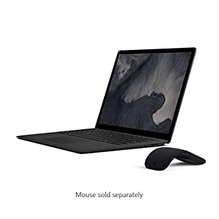 Microsoft Surface Laptop 2 (Intel Core i5, 8GB RAM, 256 GB) - Black Newest Version (DAG-00114) (B07K2F1S4N) | Amazon price tracker / tracking, Amazon price history charts, Amazon price watches, Amazon price drop alerts