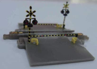 Tゲージ 踏切セット R-008-2
