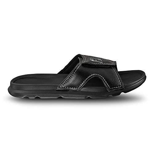 FootJoy Men's Slide Golf Shoes Black 13 M Sandal, US