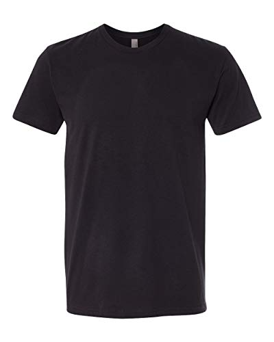 Next Level Apparel 6410 Mens Premium Fitted Sueded