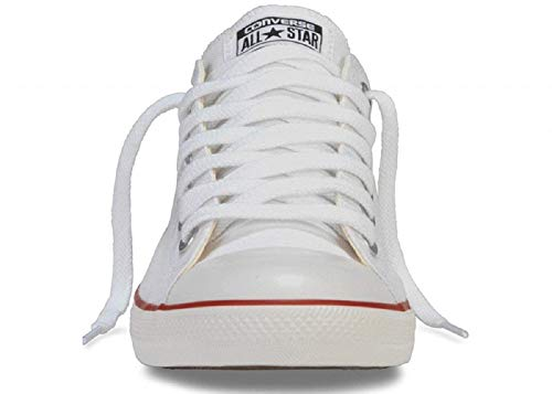(Converse Chuck Taylor All Star Low Top (9 D(M) US, True White))