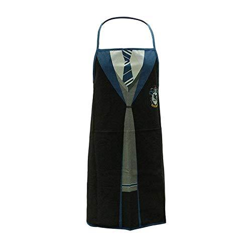 (Harry Potter Apron Ravenclaw Half Moon Accessori Cucina )