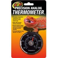 DPD PRECISION ANALOG REPTILE THERMOMETER - ANALOG REPTILE THERMOMETER Precision Analog Reptile Thermometer