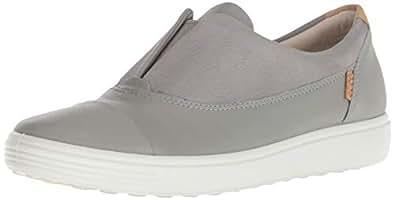 ECCO Women's Women's Soft 7 Slip-on Sneaker, Wild Dove, 35 M EU (4-4.5 US)