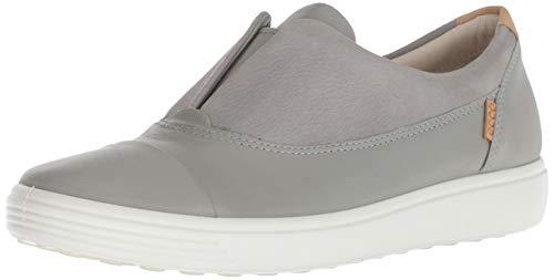 ECCO Women's Soft 7 Slip-on Sneaker, Wild Dove, 40 M EU (9-9.5 US) from ECCO