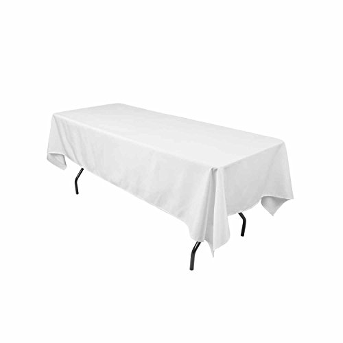 Rectangular Polyester Tablecloth 60x144 Inches By Runner Linens Factory (60