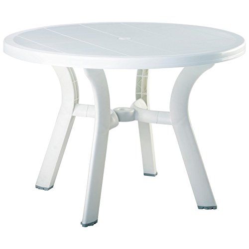Compamia Truva Resin Round Dining Table 42 Inch (29