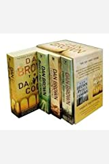 "Dan Brown Boxed Set: ""Digital Fortress"", ""Deception Point"", ""Angels and Demons"", ""The Da Vinci Code"" Paperback"