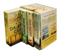 Dan Brown: Digital Fortress/Deception Point/Angels and Demons/The Da Vinci Code