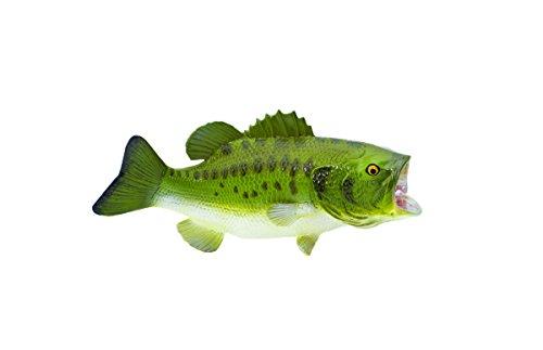 Large Mouth Bass Incredible Creatures Figure Safari Ltd NEW