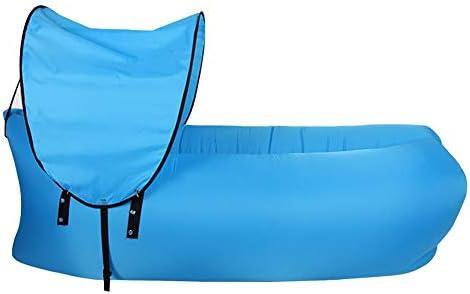 Miju Sofa Hinchable Camping Tumbona Hinchable De Playa con ...