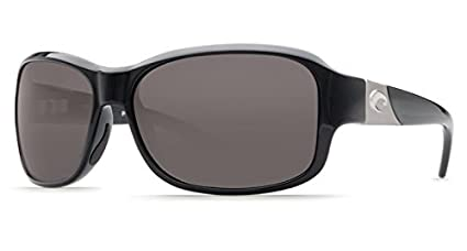817ac17944b Image Unavailable. Image not available for. Color  Costa Del Mar Inlet  Sunglasses - Gray 580P Lens with ...