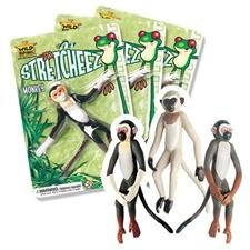 Stretcheez Monkey - Bendable Zoo