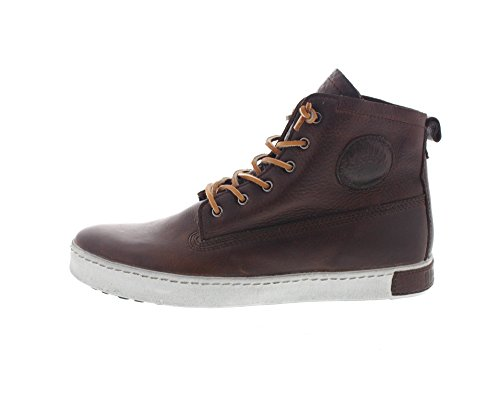 BLACKSTONE - Boots GM06 FUR - pinecone Pinecone